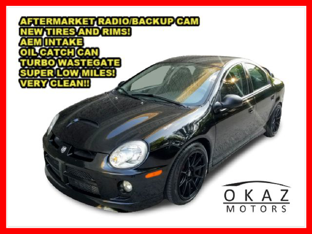 2004 Dodge Neon SRT-4 Sedan 4D  - FP139  - Okaz Motors