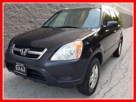 2004 Honda CR-V EX Sport Utility 4D 4WD for Sale  - AP895  - Okaz Motors
