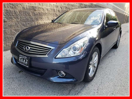 2011 Infiniti G37 G37x Sedan 4D AWD for Sale  - AP891  - Okaz Motors