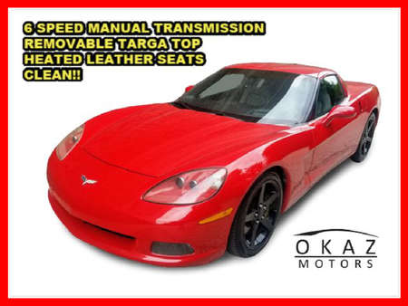 2005 Chevrolet Corvette Coupe 2D for Sale  - FP121  - Okaz Motors