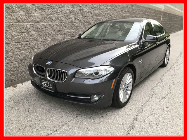 2012 BMW 5 Series 535i xDrive Sedan 4D AWD  - AP894  - Okaz Motors