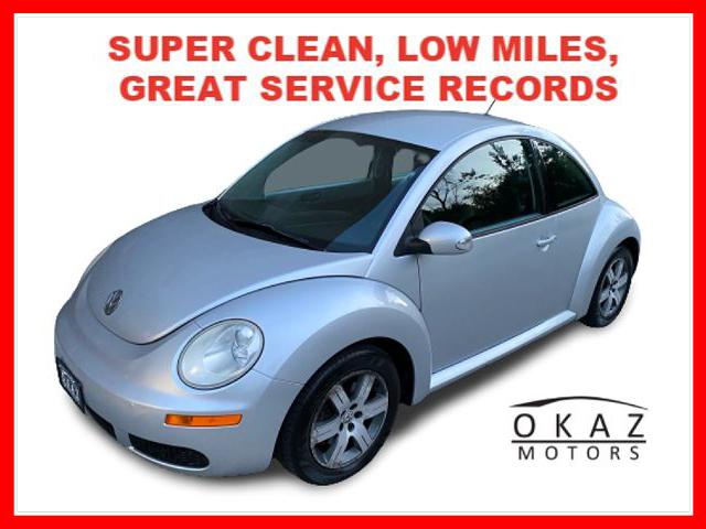 2006 Volkswagen Beetle 2.5 Hatchback 2D  - IA986  - Okaz Motors