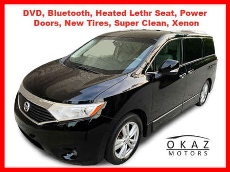 2012 Nissan Quest LE Minivan 4D for Sale  - IA957  - Okaz Motors