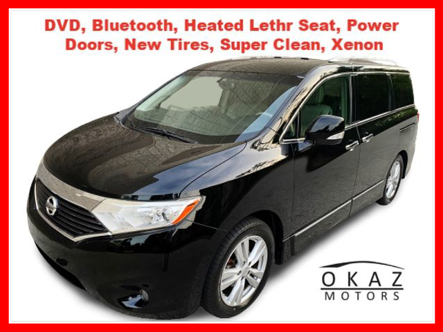 2012 Nissan Quest  - Okaz Motors
