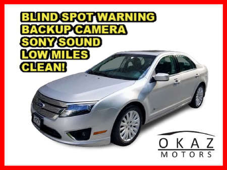 2010 Ford Fusion Hybrid Sedan 4D for Sale  - FA012  - Okaz Motors
