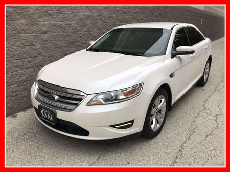 2010 Ford Taurus SEL Sedan 4D for Sale  - AP999  - Okaz Motors