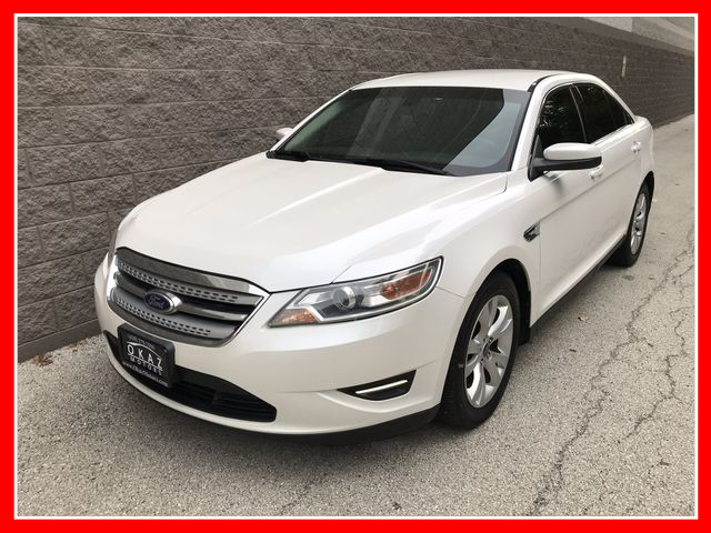 2010 Ford Taurus SEL Sedan 4D  - AP999  - Okaz Motors