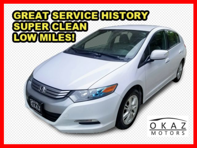 2010 Honda Insight EX Hatchback 4D  - FA011  - Okaz Motors