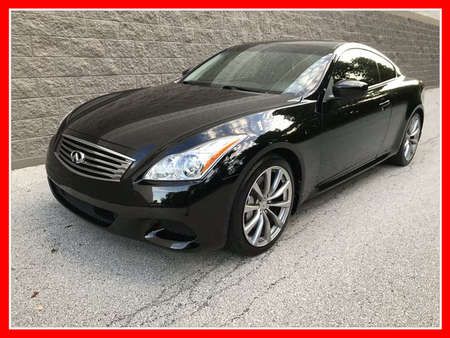 2008 Infiniti G37 Coupe G37 Coupe 2D for Sale  - A1002  - Okaz Motors