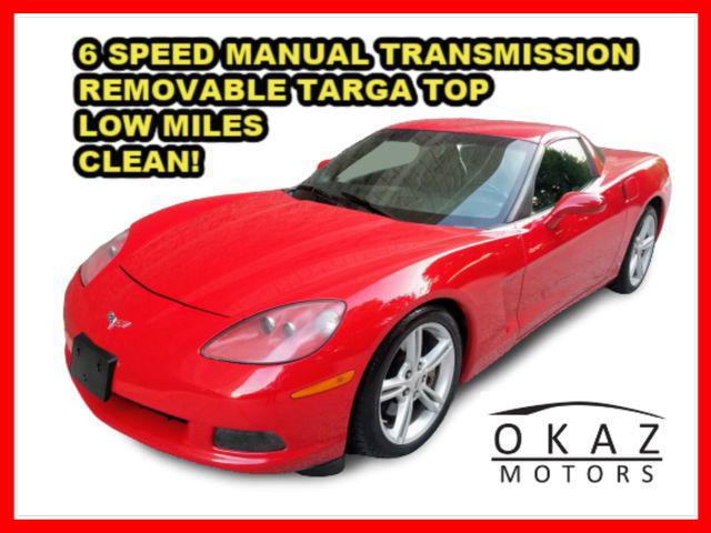 2008 Chevrolet Corvette  - Okaz Motors