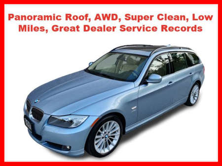 2010 BMW 3 Series 328i xDrive Wagon 4D AWD for Sale  - IA1019  - Okaz Motors