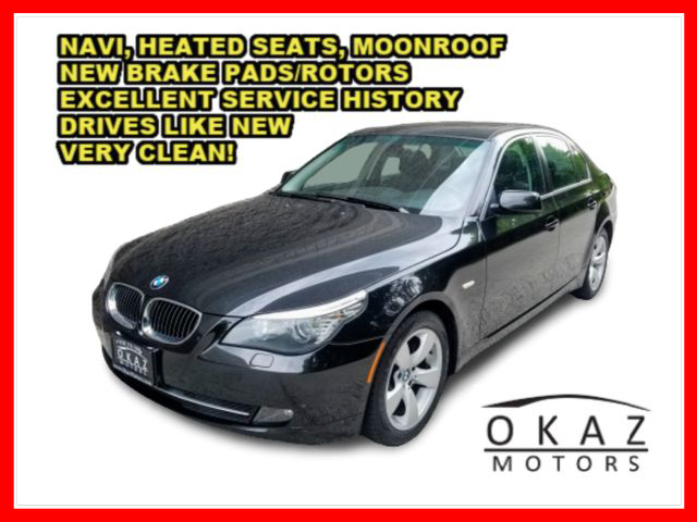 2008 BMW 5 Series  - Okaz Motors