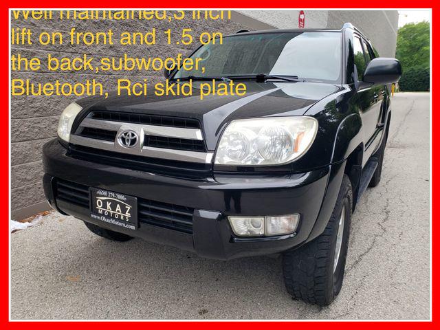 2005 Toyota 4Runner SR5 Sport Utility 4D 4WD  - AP987  - Okaz Motors
