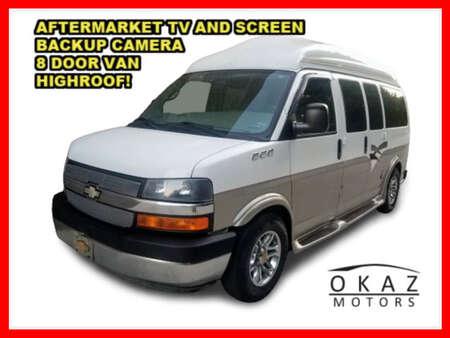 2008 Chevrolet Express Van 3D for Sale  - FP147  - Okaz Motors
