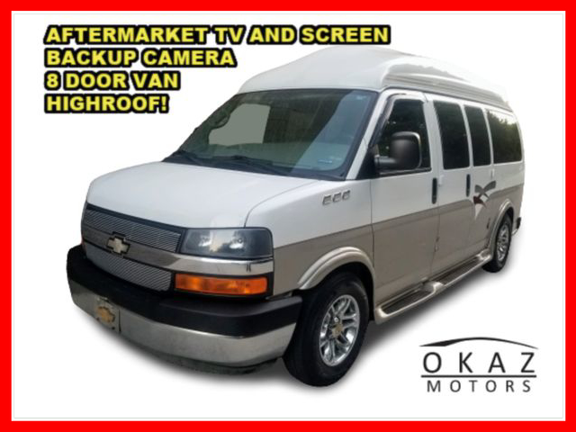 2008 Chevrolet Express  - Okaz Motors