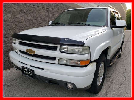 2004 Chevrolet Tahoe LT Sport Utility 4D 4WD for Sale  - A1004  - Okaz Motors
