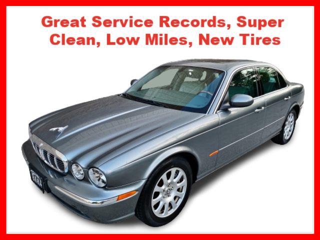 2004 Jaguar XJ XJ8 Sedan 4D  - IA976  - Okaz Motors