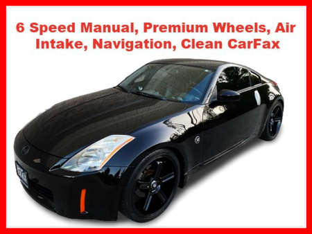 2003 Nissan 350Z Touring Coupe 2D for Sale  - IA1023  - Okaz Motors