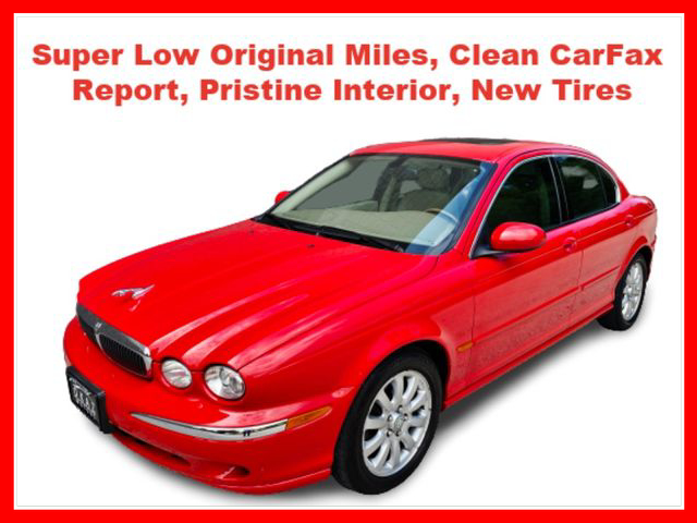2003 Jaguar X-Type 2.5L Sedan 4D  - IA1024  - Okaz Motors
