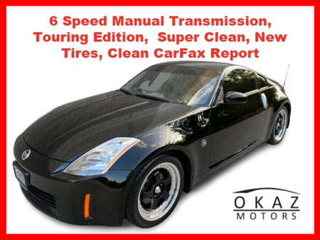 2003 Nissan 350Z Touring Coupe 2D for Sale  - IA1037  - Okaz Motors