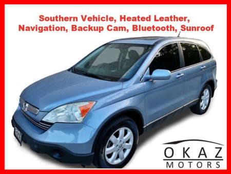 2007 Honda CR-V EX-L Sport Utility 4D 4WD for Sale  - IA978-SD  - Okaz Motors