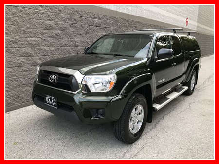 2012 Toyota Tacoma Pickup 4D 6 ft 4WD for Sale  - AP1043  - Okaz Motors