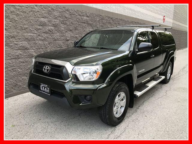 2012 Toyota Tacoma  - Okaz Motors