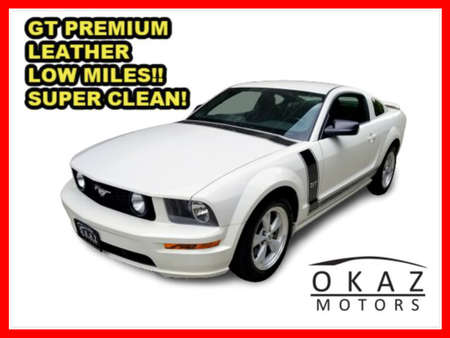 2007 Ford Mustang GT Premium Coupe 2D for Sale  - FA015  - Okaz Motors