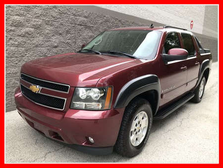 2008 Chevrolet Avalanche LS Sport Utility Pickup 4D 5 1/4 ft 4WD Crew Cab for Sale  - AP1048  - Okaz Motors