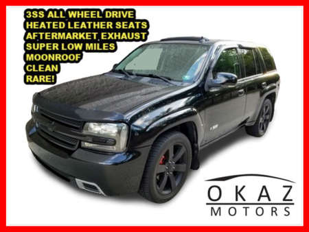 2007 Chevrolet TrailBlazer SS Sport Utility 4D 4WD for Sale  - FP169  - Okaz Motors