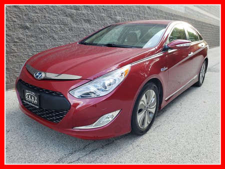 2013 Hyundai Sonata Hybrid Hybrid Sedan 4D for Sale  - AP1049  - Okaz Motors