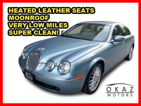 2006 Jaguar S-Type Sedan 4D for Sale  - FP173  - Okaz Motors