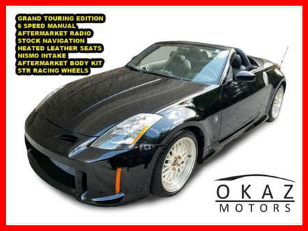 2005 Nissan 350Z Touring Roadster 2D for Sale  - FP143  - Okaz Motors
