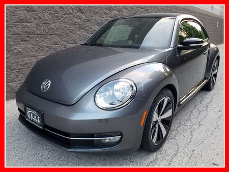 2013 Volkswagen Beetle Coupe Turbo Hatchback 2D for Sale  - AP1050  - Okaz Motors