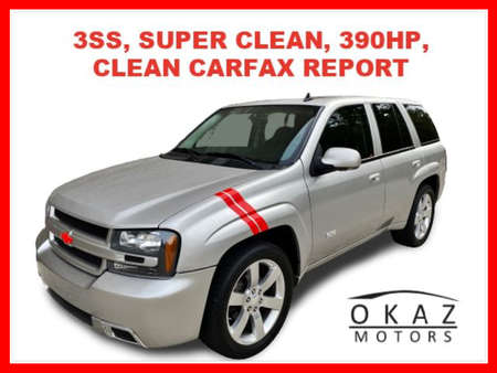 2007 Chevrolet TrailBlazer SS Sport Utility 4D 4WD for Sale  - IA1056  - Okaz Motors