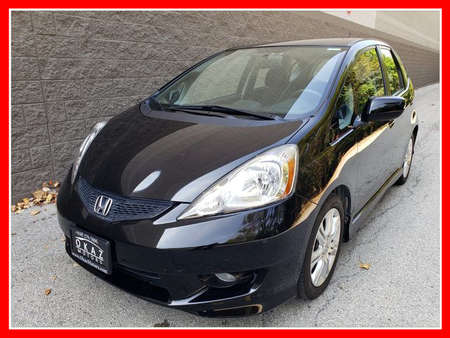 2010 Honda Fit Sport Hatchback 4D for Sale  - AP1060  - Okaz Motors