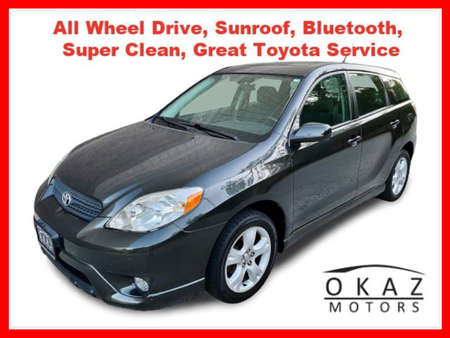 2005 Toyota Matrix XR Sport Wagon 4D AWD for Sale  - IA1030  - Okaz Motors