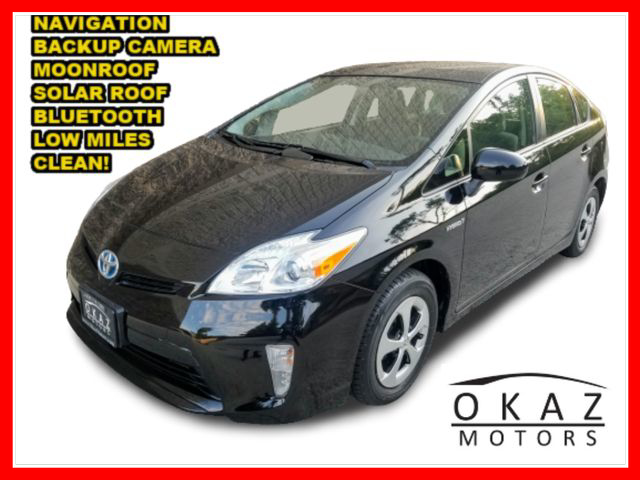 2013 Toyota Prius Three Hatchback 4D  - FP164  - Okaz Motors