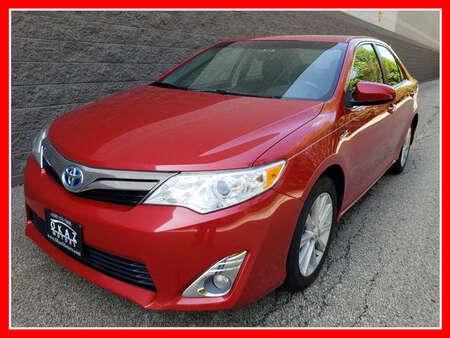 2014 Toyota Camry Hybrid Hybrid XLE Sedan 4D for Sale  - AP1064  - Okaz Motors