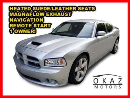 2008 Dodge Charger SRT8 Sedan 4D for Sale  - FP171  - Okaz Motors