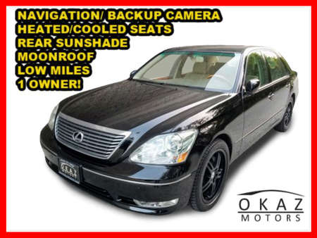 2005 Lexus LS 430 LS 430 Sedan 4D for Sale  - FP151  - Okaz Motors