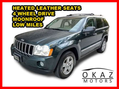 2006 Jeep Grand Cherokee Limited Sport Utility 4D 4WD for Sale  - FP155  - Okaz Motors