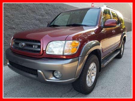 2004 Toyota Sequoia SR5 Sport Utility 4D 4WD for Sale  - AP998  - Okaz Motors