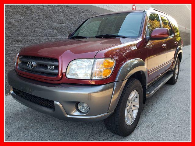 2004 Toyota Sequoia  - Okaz Motors