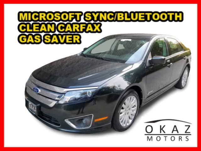 2010 Ford Fusion Hybrid Sedan 4D  - FA018  - Okaz Motors