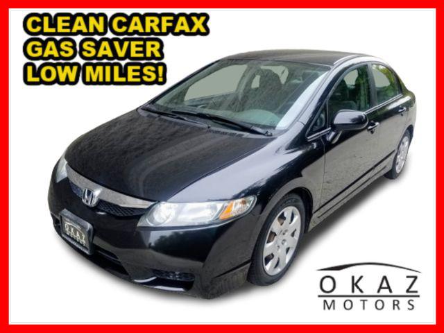 2009 Honda Civic LX Sedan 4D  - FA019  - Okaz Motors