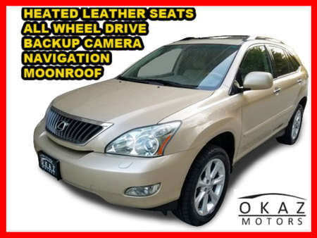 2009 Lexus RX 350 RX 350 Sport Utility 4D AWD for Sale  - FP182  - Okaz Motors