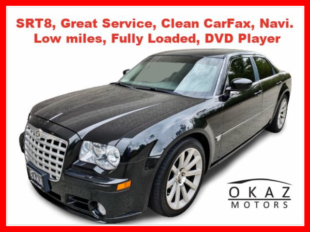 2006 Chrysler 300 SRT8 Sedan 4D  - IA1078  - Okaz Motors