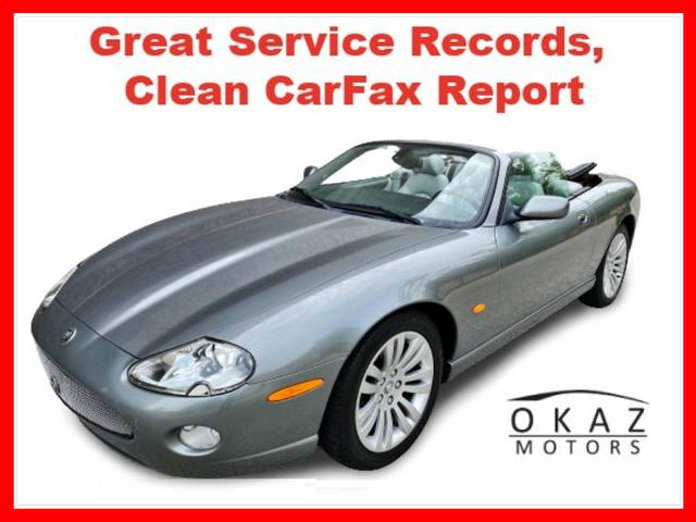2005 Jaguar XK8 XK8 Convertible 2D  - IA1090  - Okaz Motors