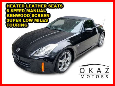 2006 Nissan 350Z Grand Touring Roadster 2D for Sale  - FP186  - Okaz Motors